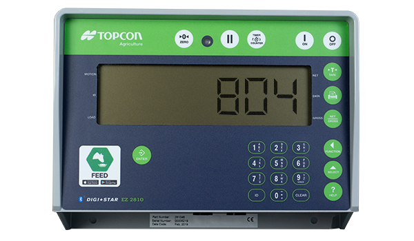 topcon feed management
