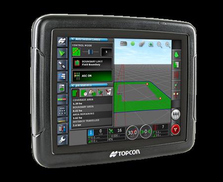 topcon-x25-console